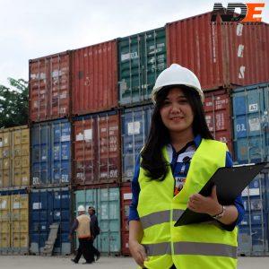 jasa pengiriman via container